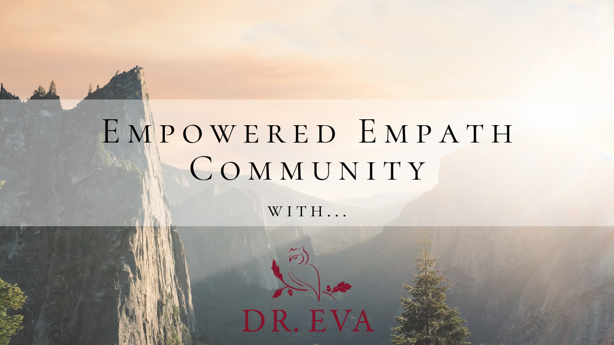 Empowered Empath Community