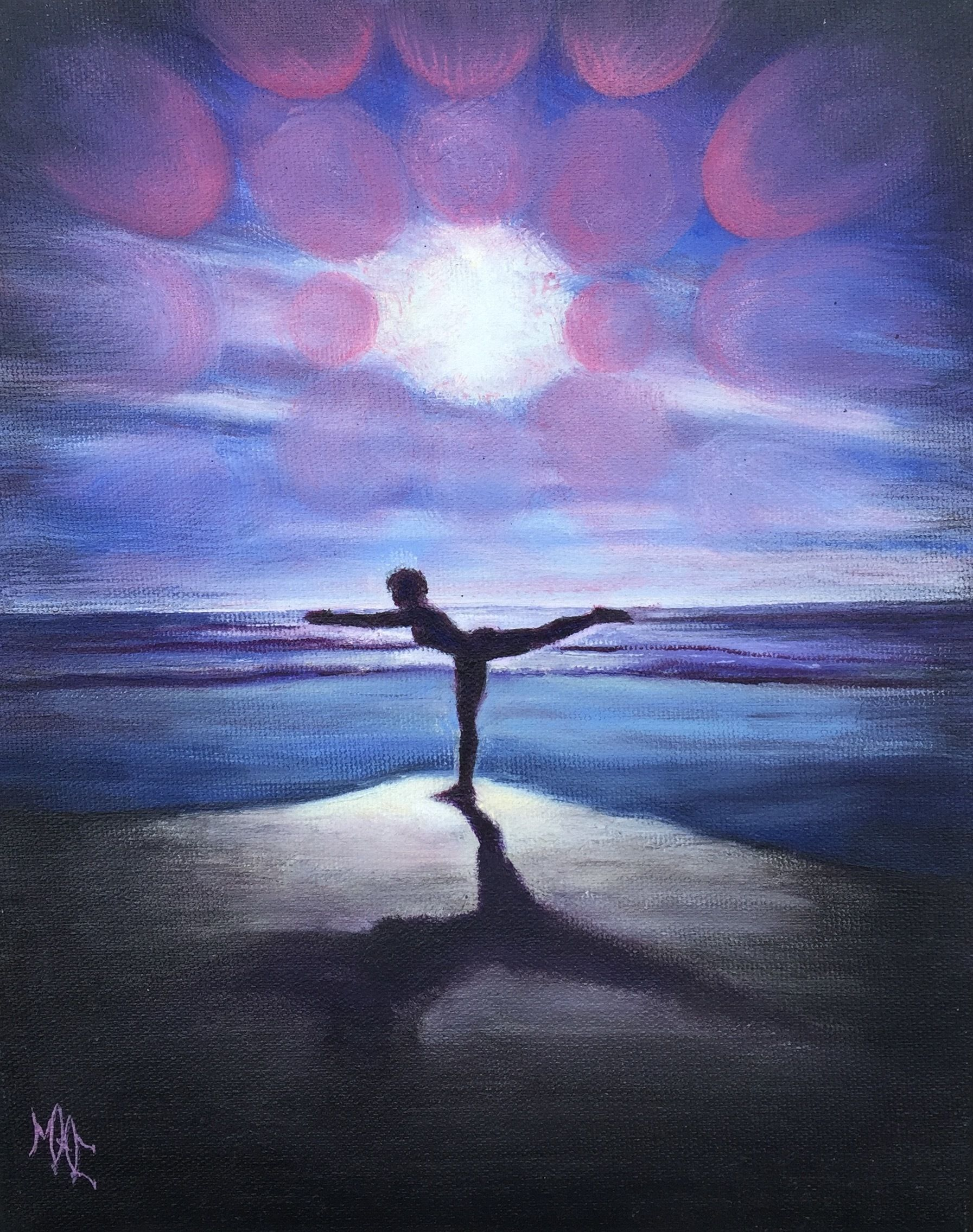 Art and Yoga Enthusiasts