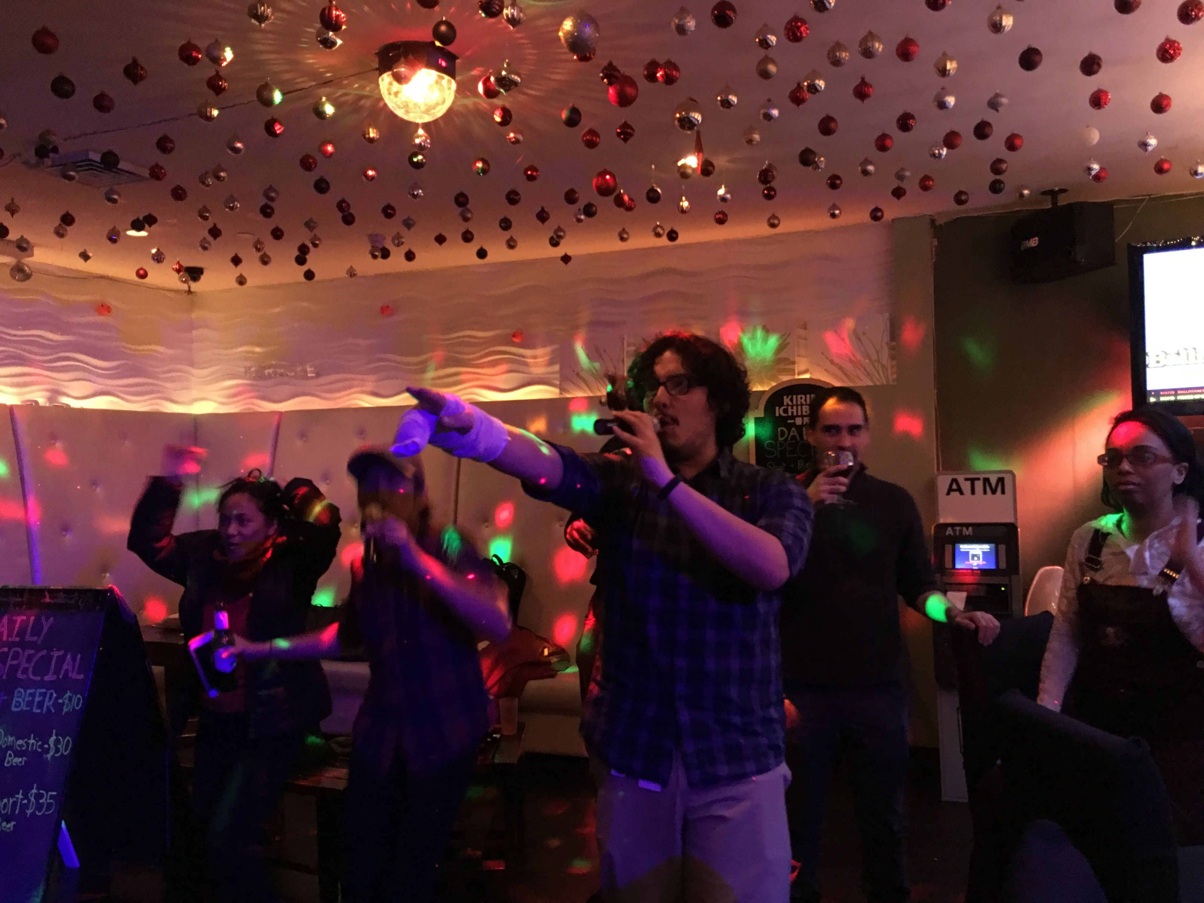 New York Tech Karaoke Meetup