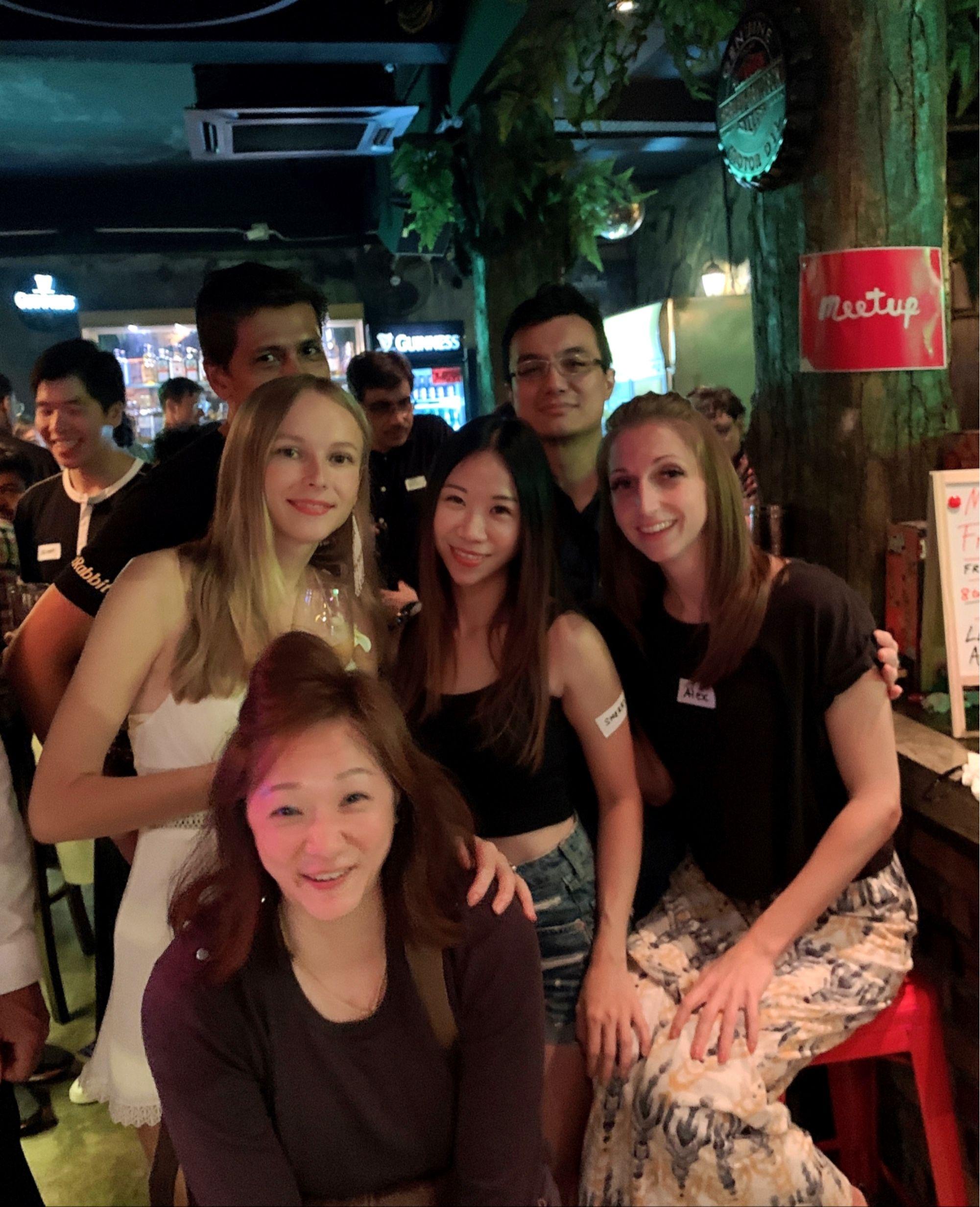 Meet New People KL