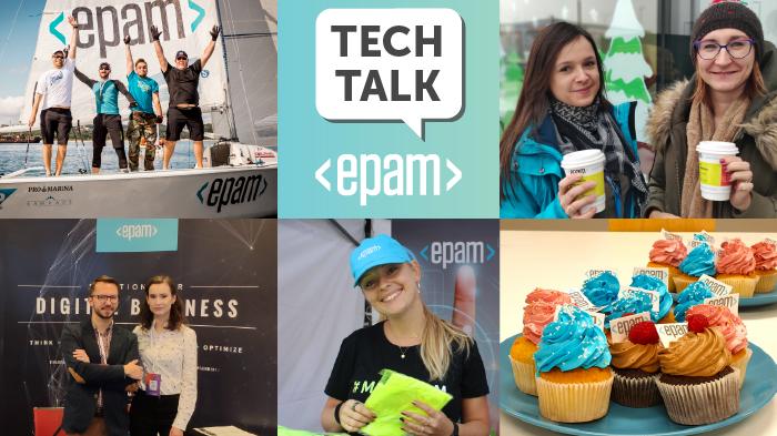 EPAM TechTalks Krakow