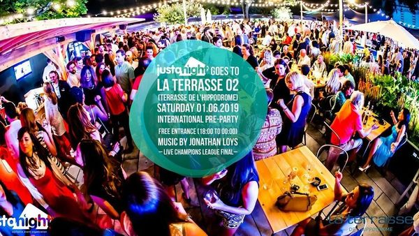 International Party At La Terrasse O2 Powered By Just A