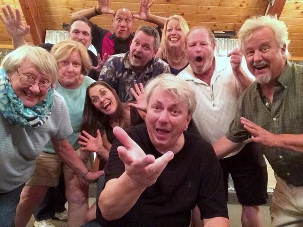 Improv Comedy Classes in West St. Louis County