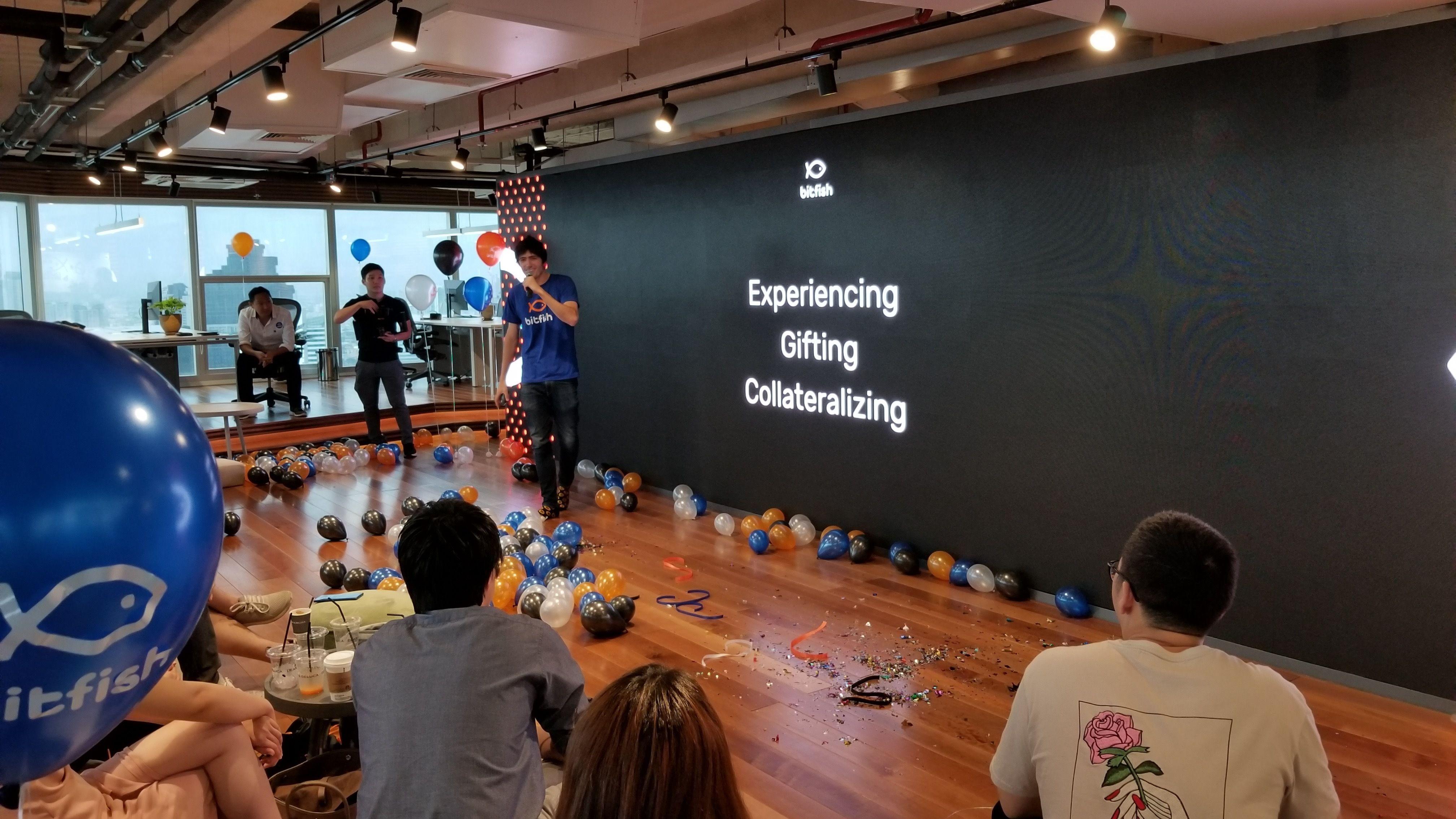 stake.fish blockchain Meetups