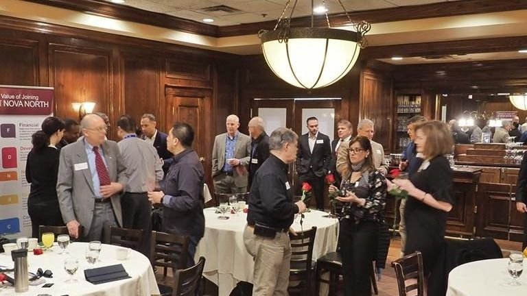 NOVA Connections Breakfast Business Referral Networking