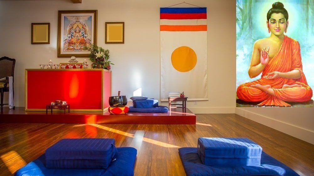 Dharma Meditation Initiative (Nature Center)