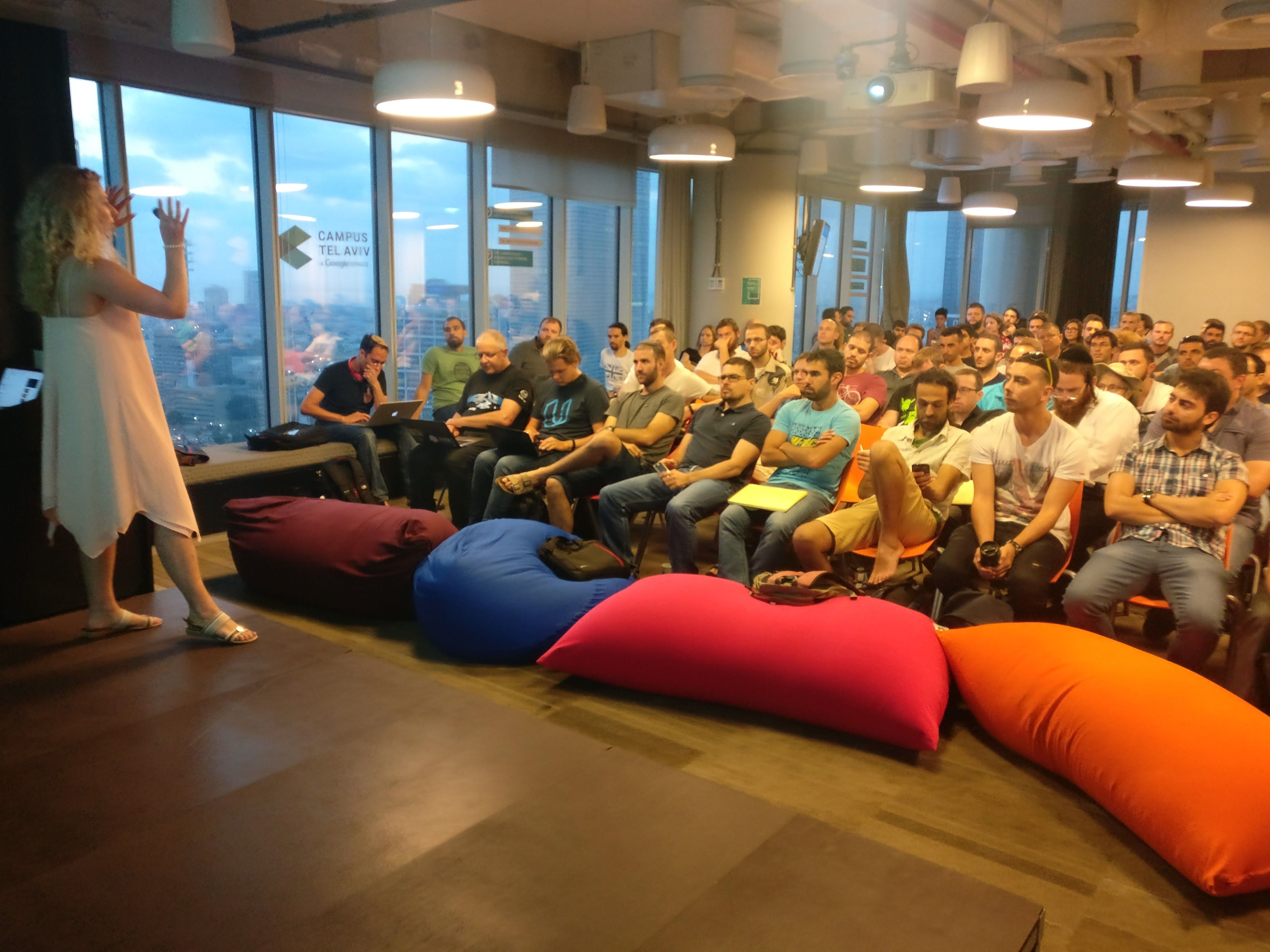 Terrific Photos Tlv Android Academy Tel Aviv Yafo Meetup Gmtry Best Dining Table And Chair Ideas Images Gmtryco