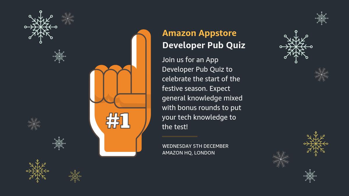 Amazon Appstore Developers Summit 2017 | Meetup