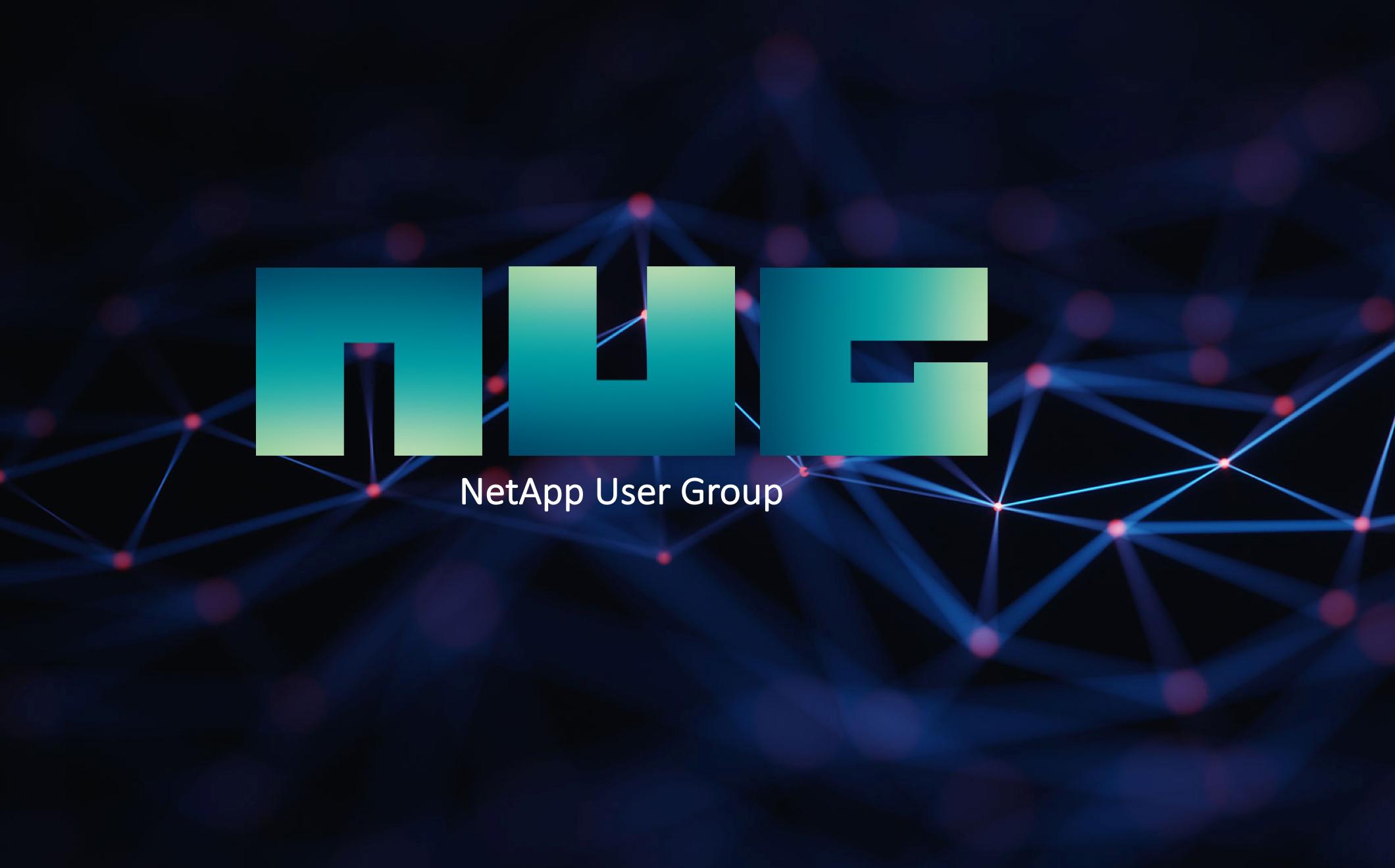 NZ NetApp User Group