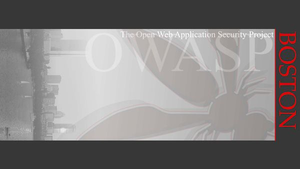 OWASP Boston Chapter