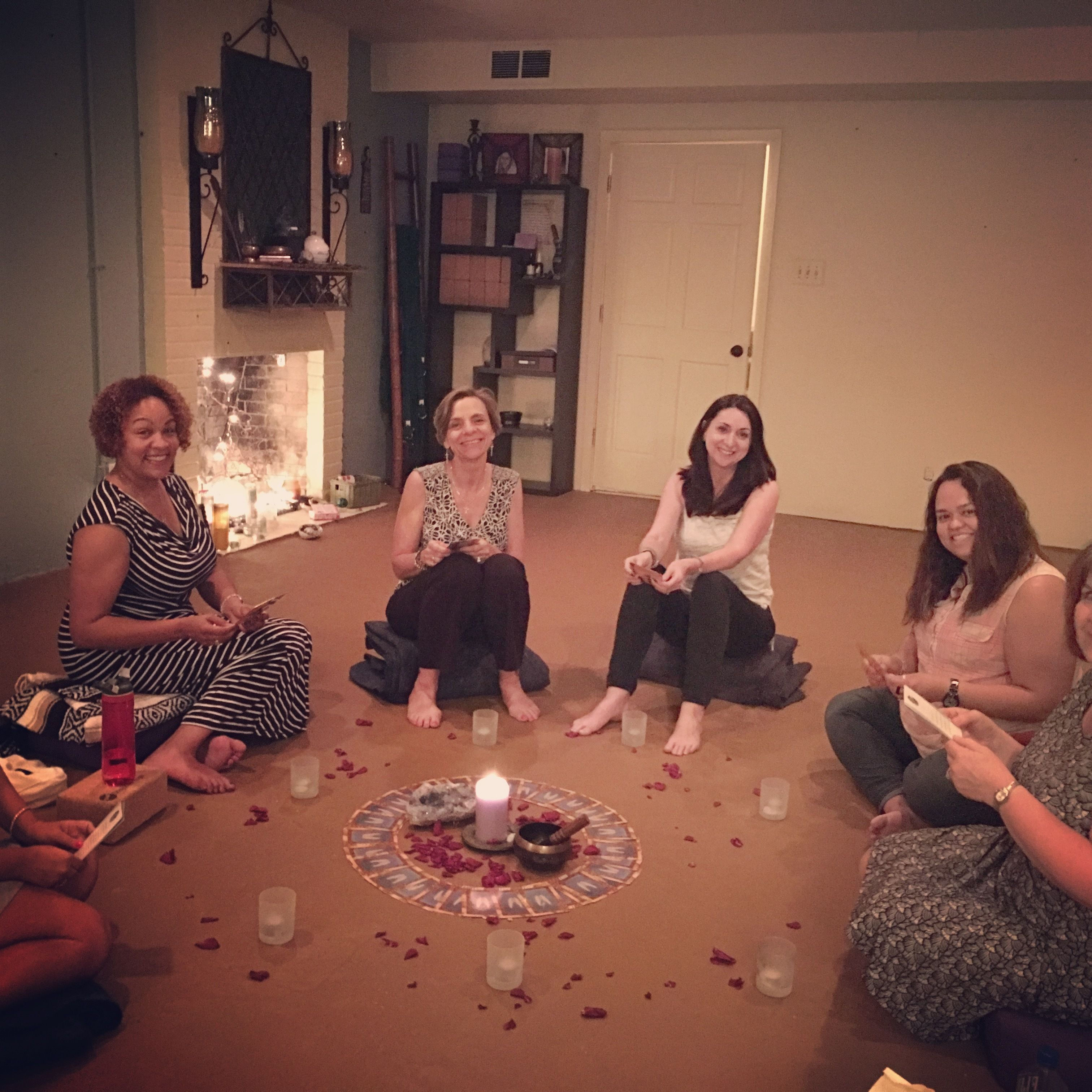 Women's Sacred Business Circle