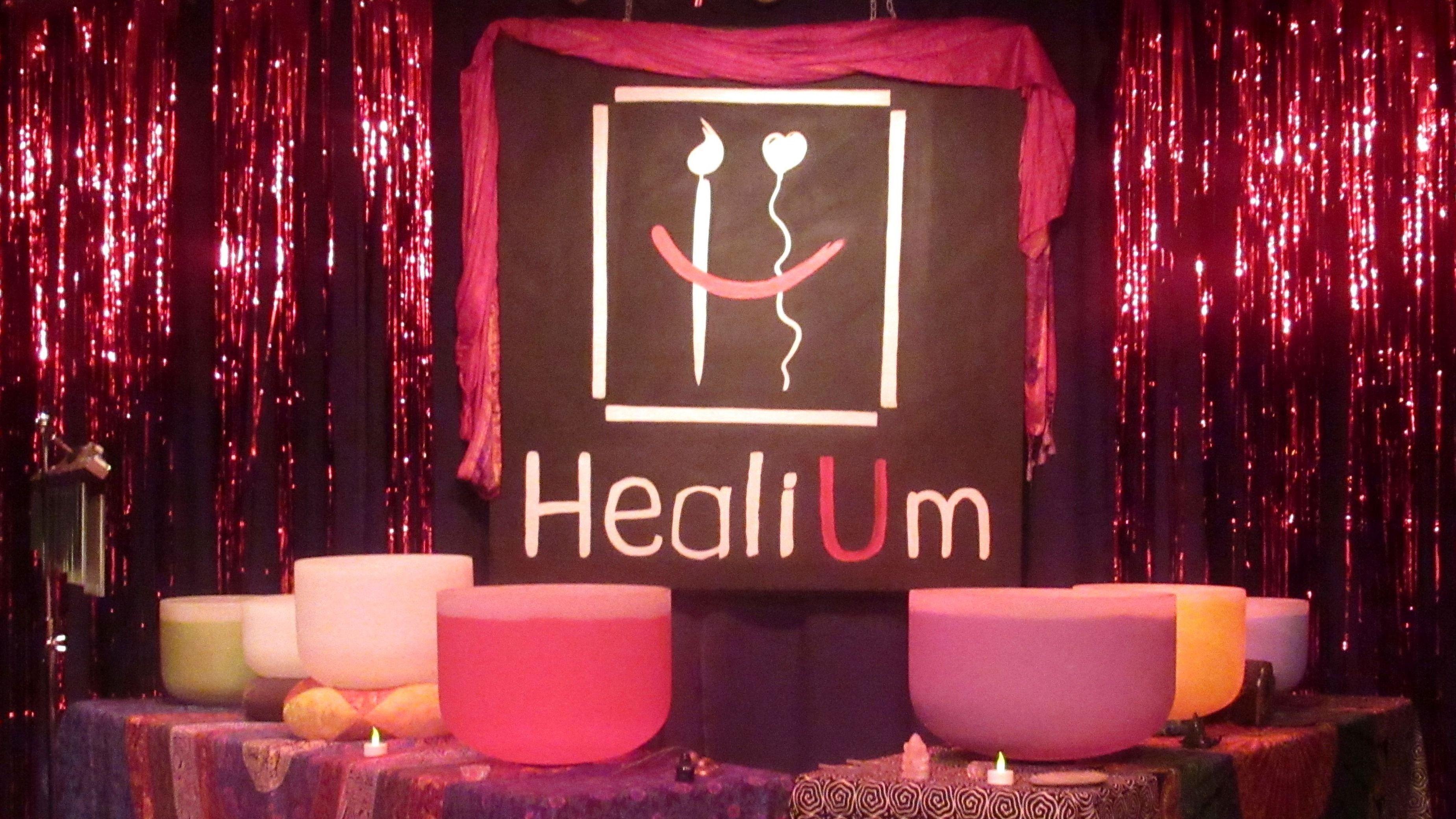 Healium Sound Healers Collective