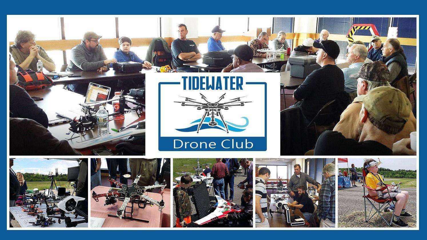 Tidewater VA UAS/UAV Drone Users Club