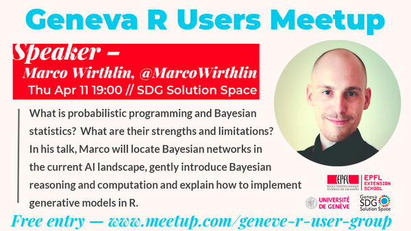 Genève R Users Meetup   Meetup
