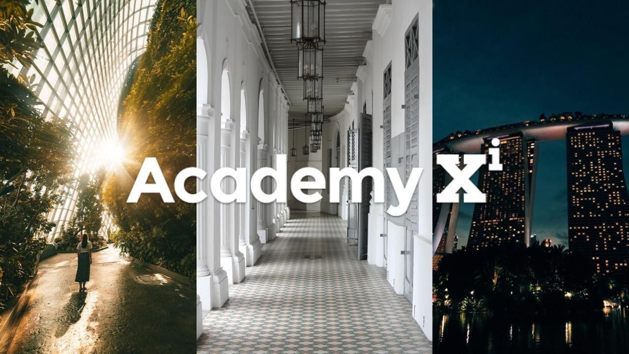 Academy Xi Singapore Design, Digital & Technology Community