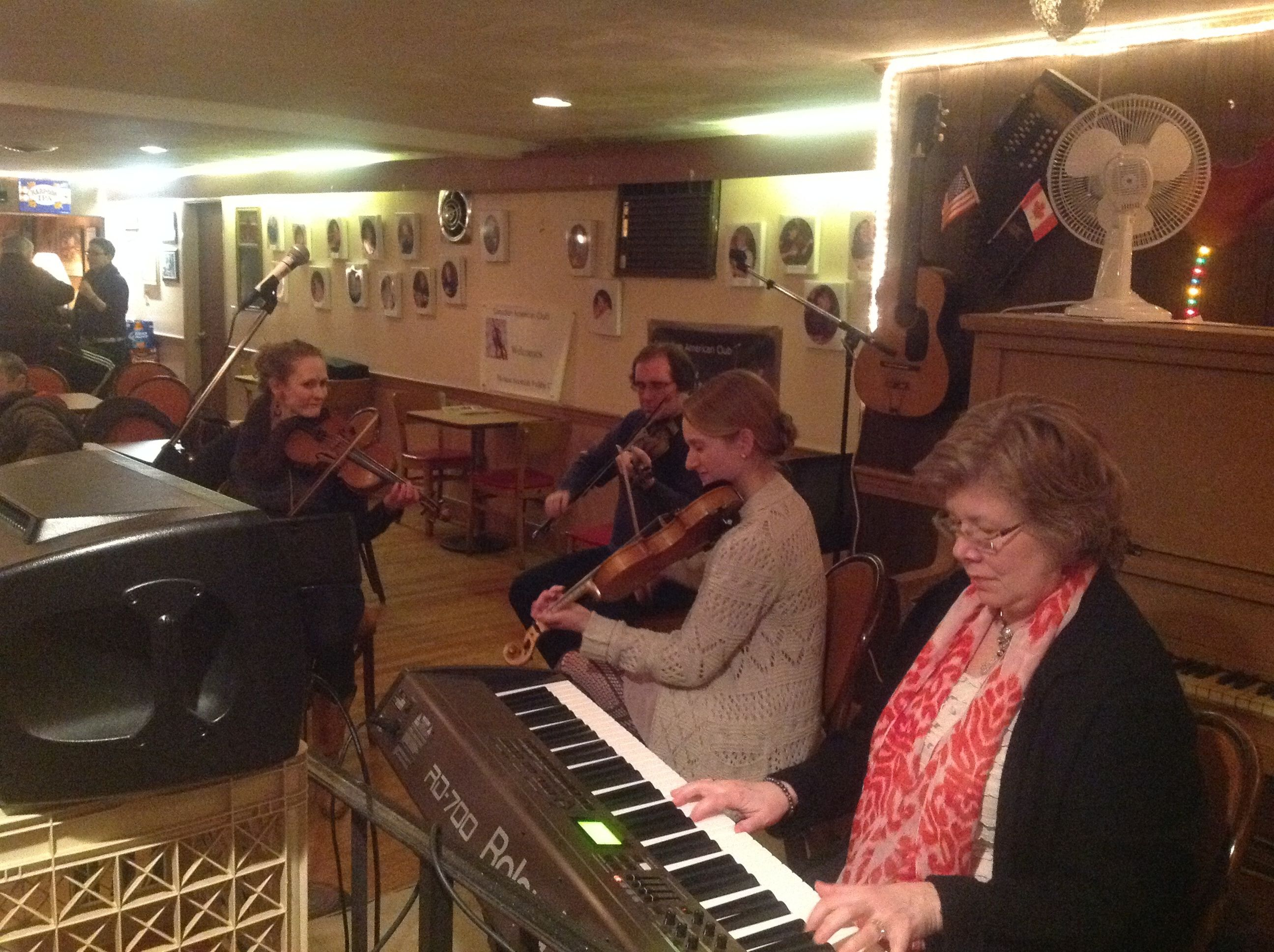 Canadian/Celtic Live Music & Dance Venues