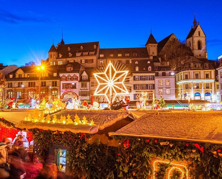 Join us for a river cruise - Christmas Markets on the Rhine - 2018