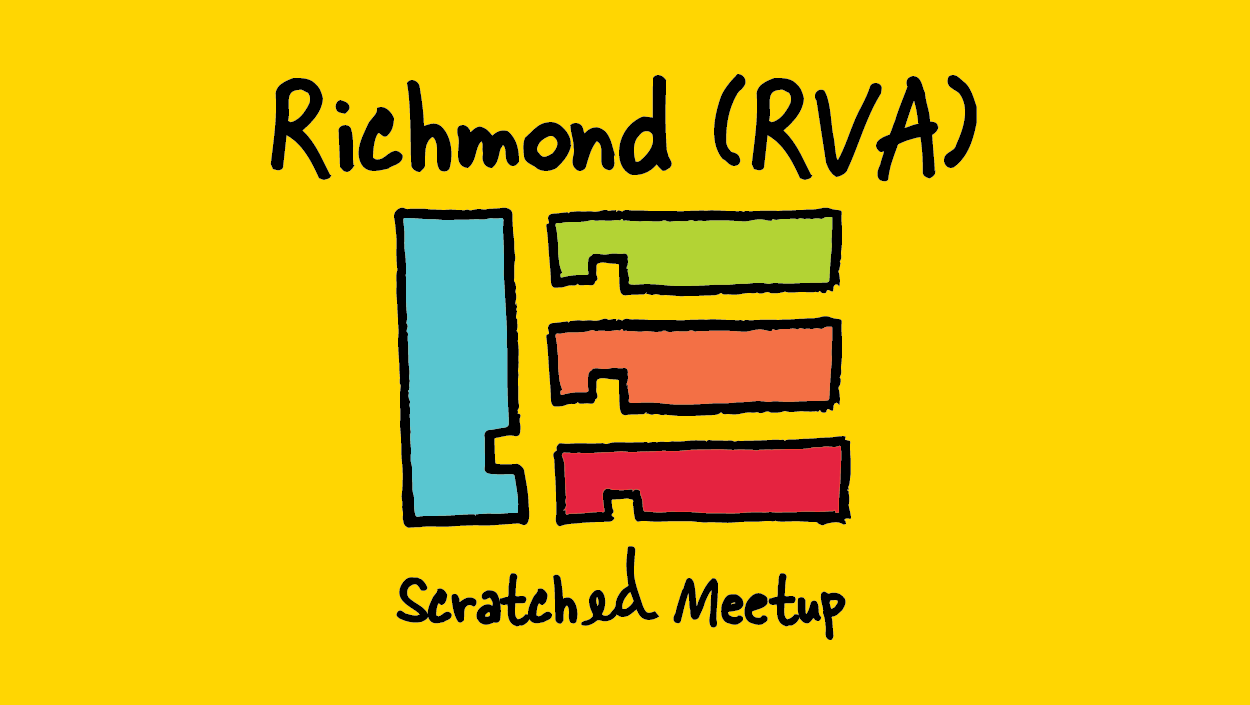 Richmond Scratch Educator Meetup