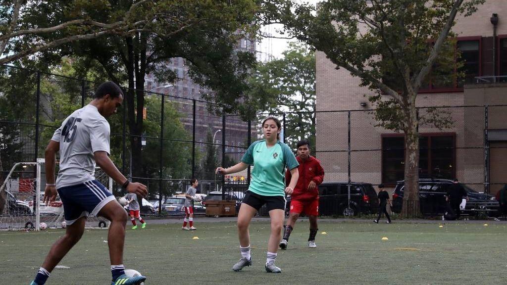 Upper East Side Soccer!