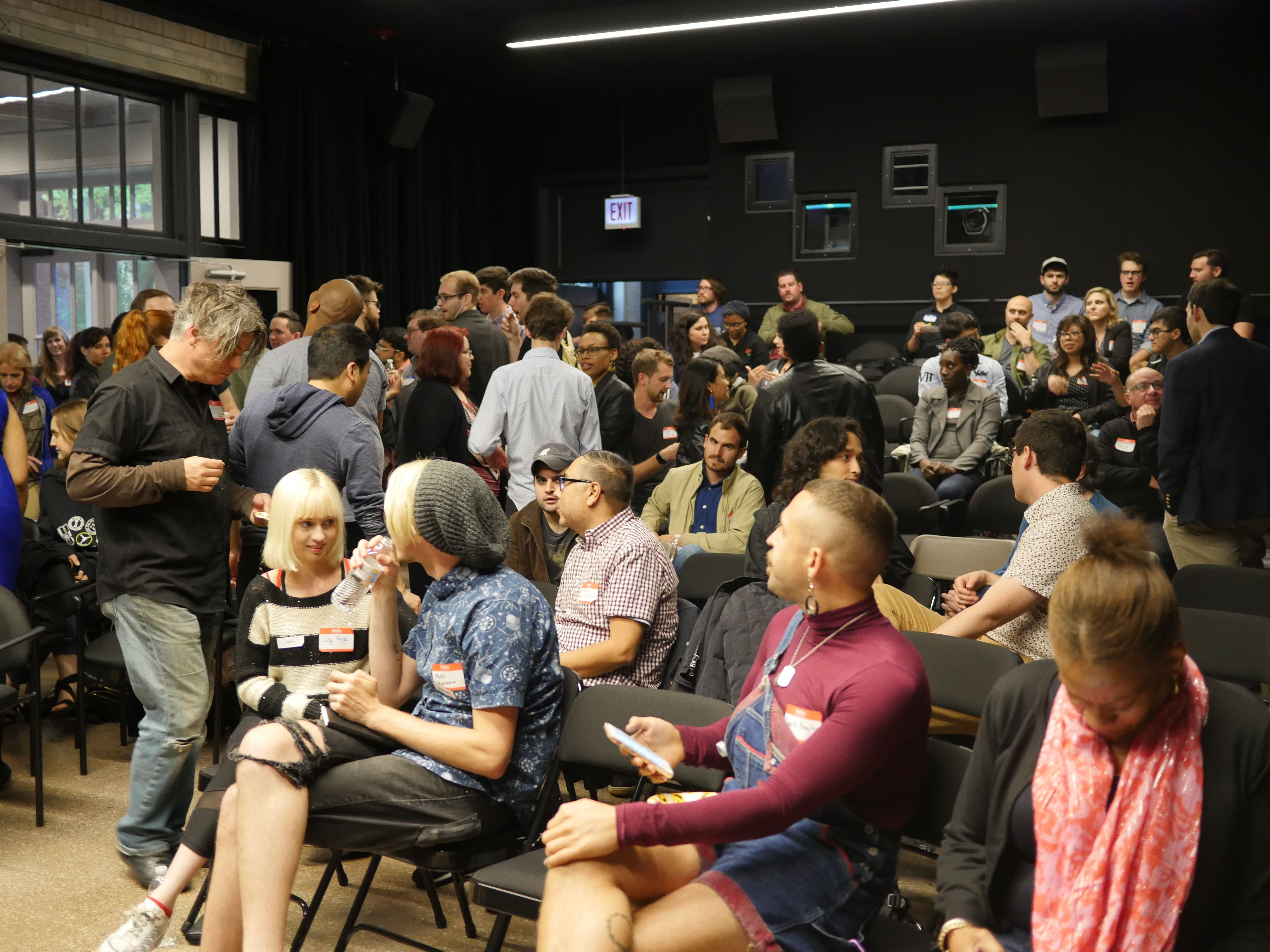 Who's Who in the Chicago Film Community Meetup