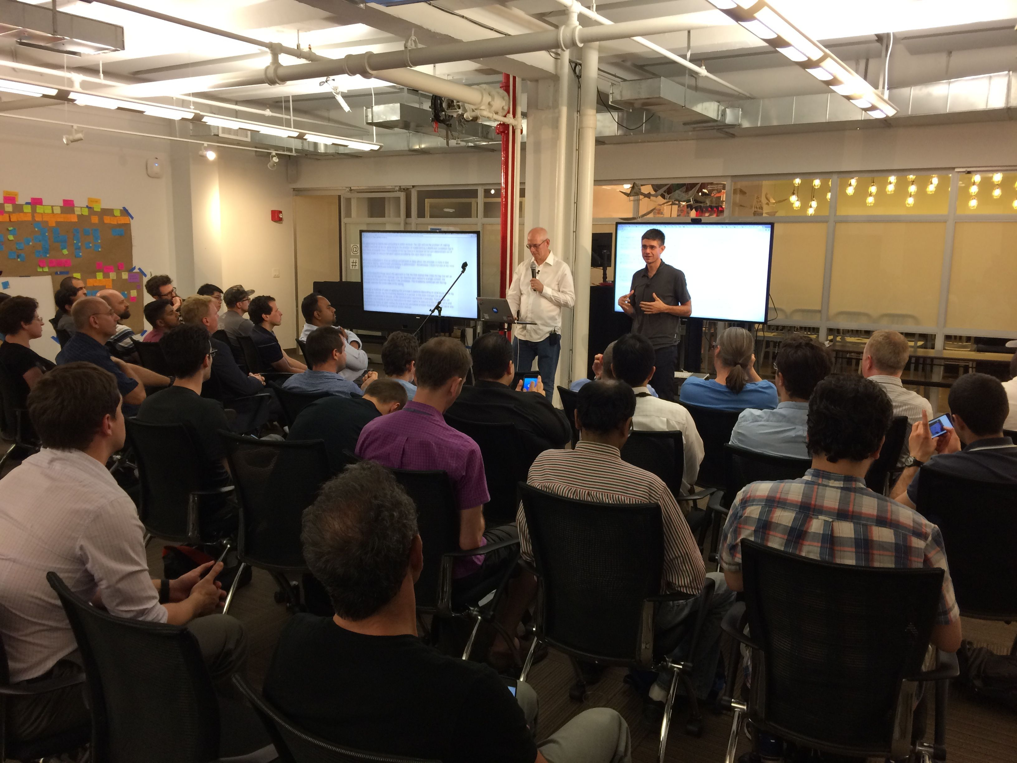 Microservices NYC