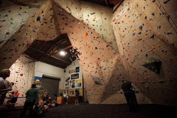 Indoor Rock Climbing - Monterey s Young & Active (Monterey, CA) Meetup