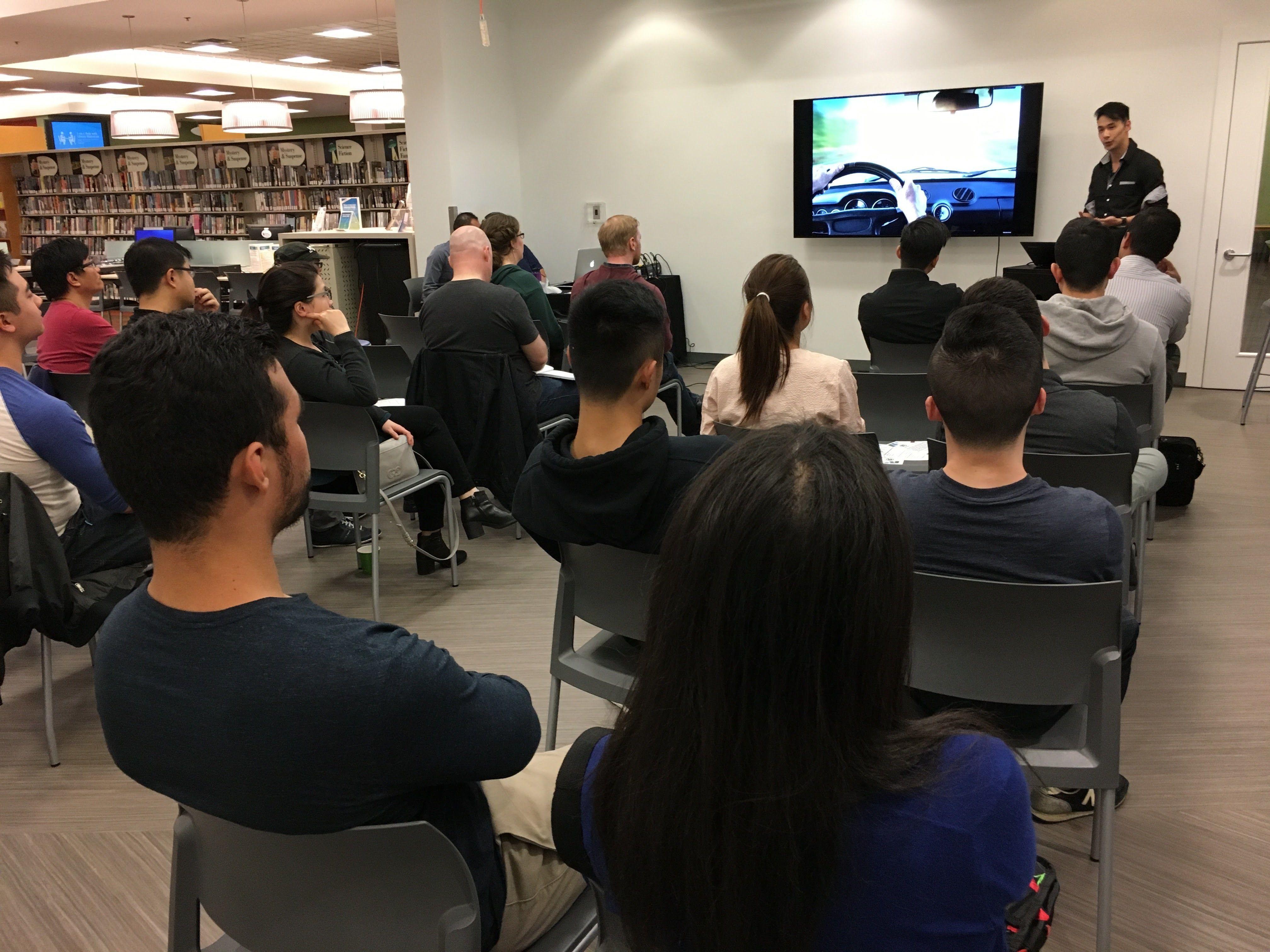 Richmond Public Library Tech Meetup