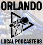 Orlando Local Podcasters logo