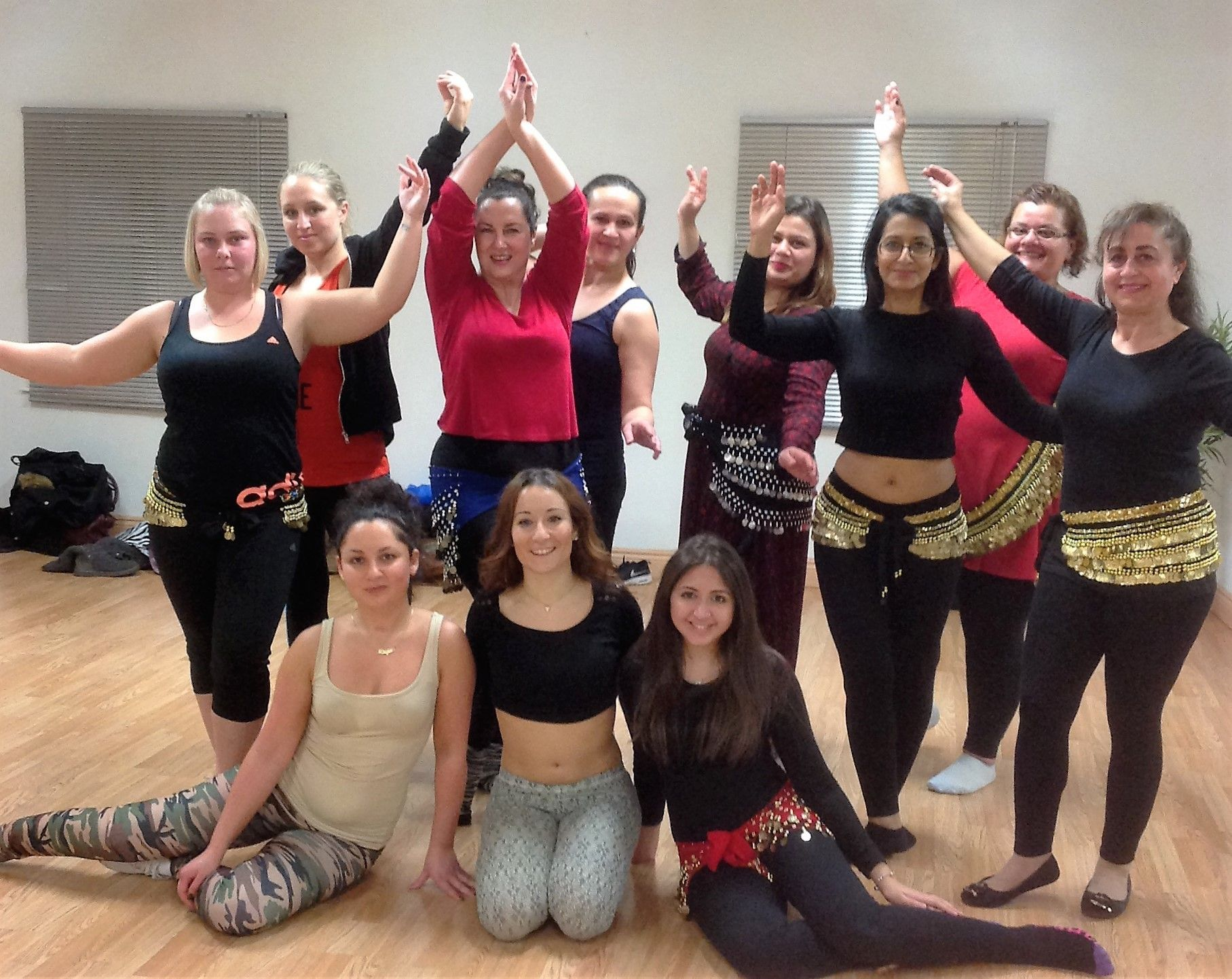 Belly Dance Classes for the North London Community
