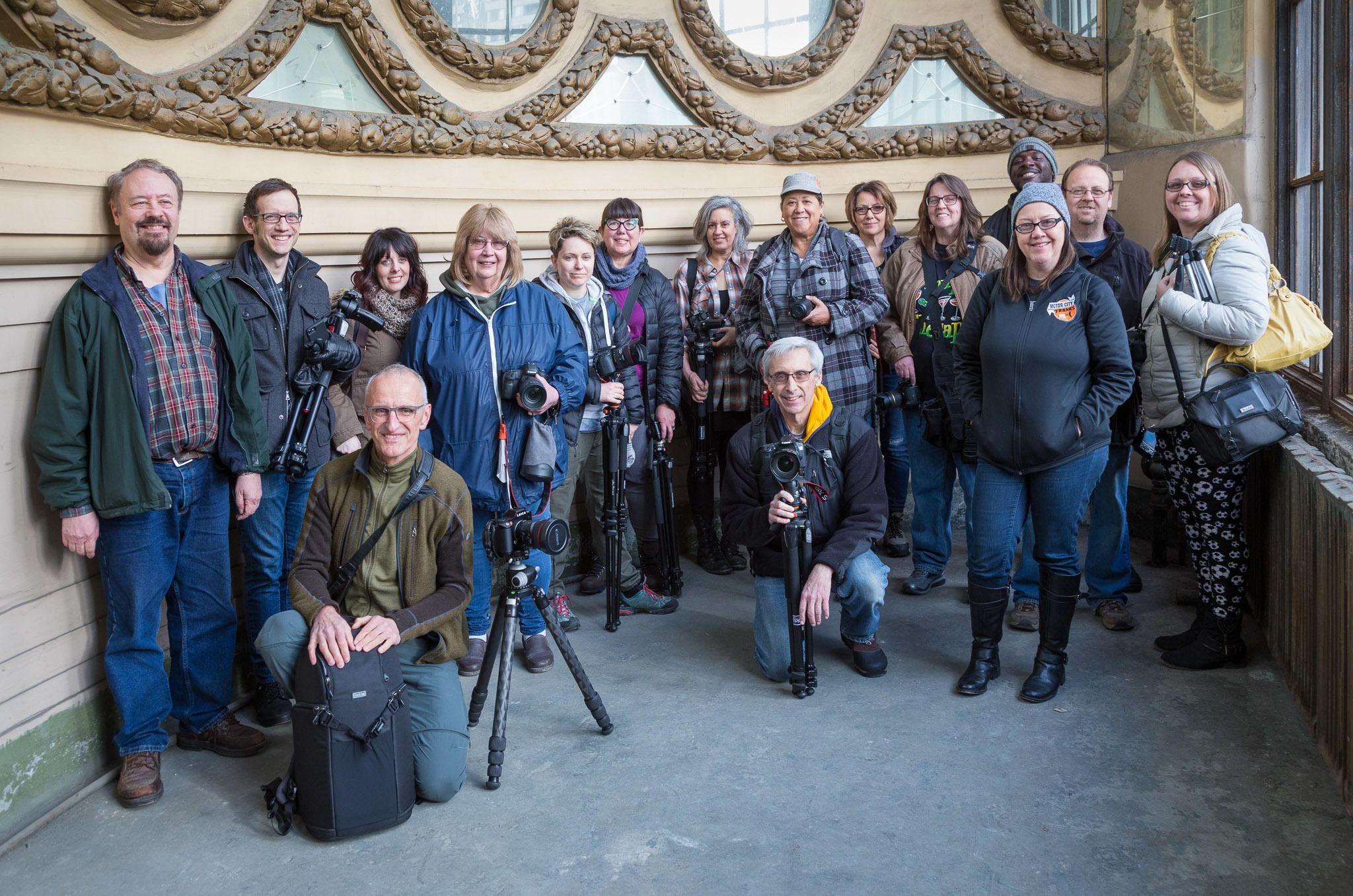 Creative Vision Photography Meetups