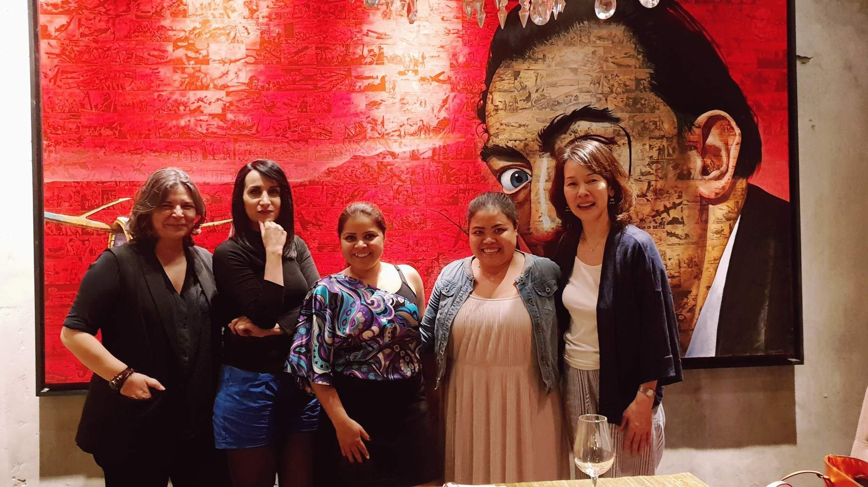 Bangkok Women's Writers Group