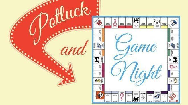 Women's Potluck Game Night