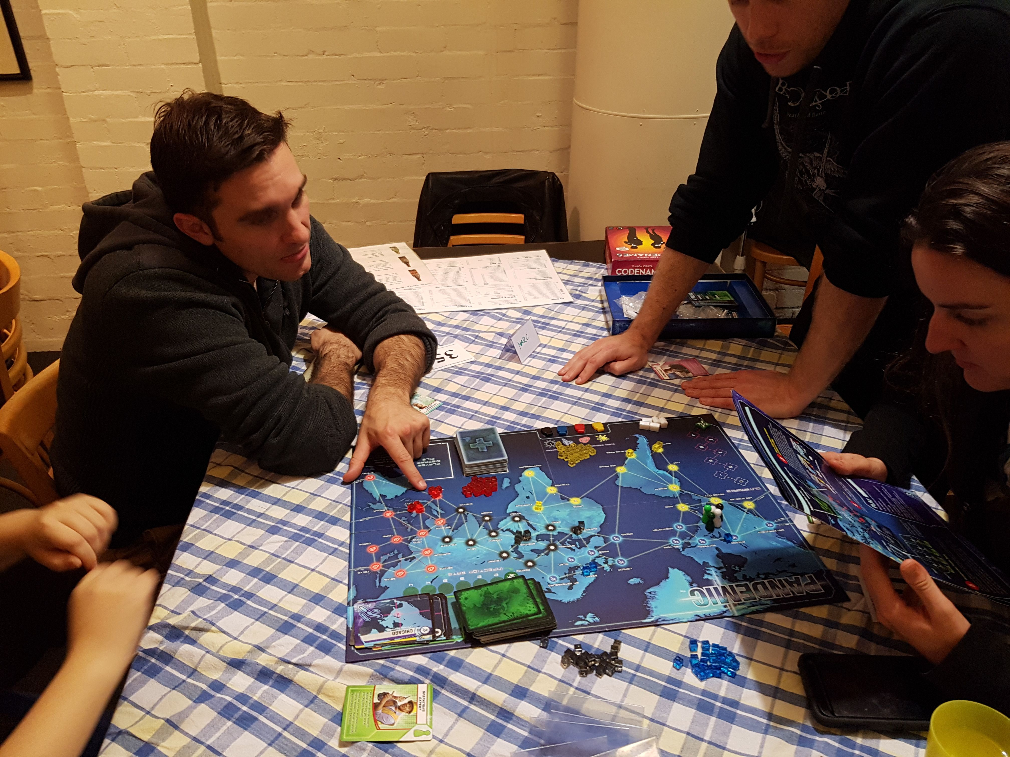 Melbourne Boardgames group (party and strategy games)