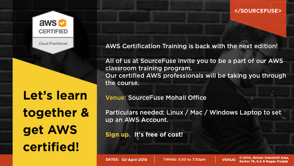 Mohali AWS Cloud Practitioner Certification Training