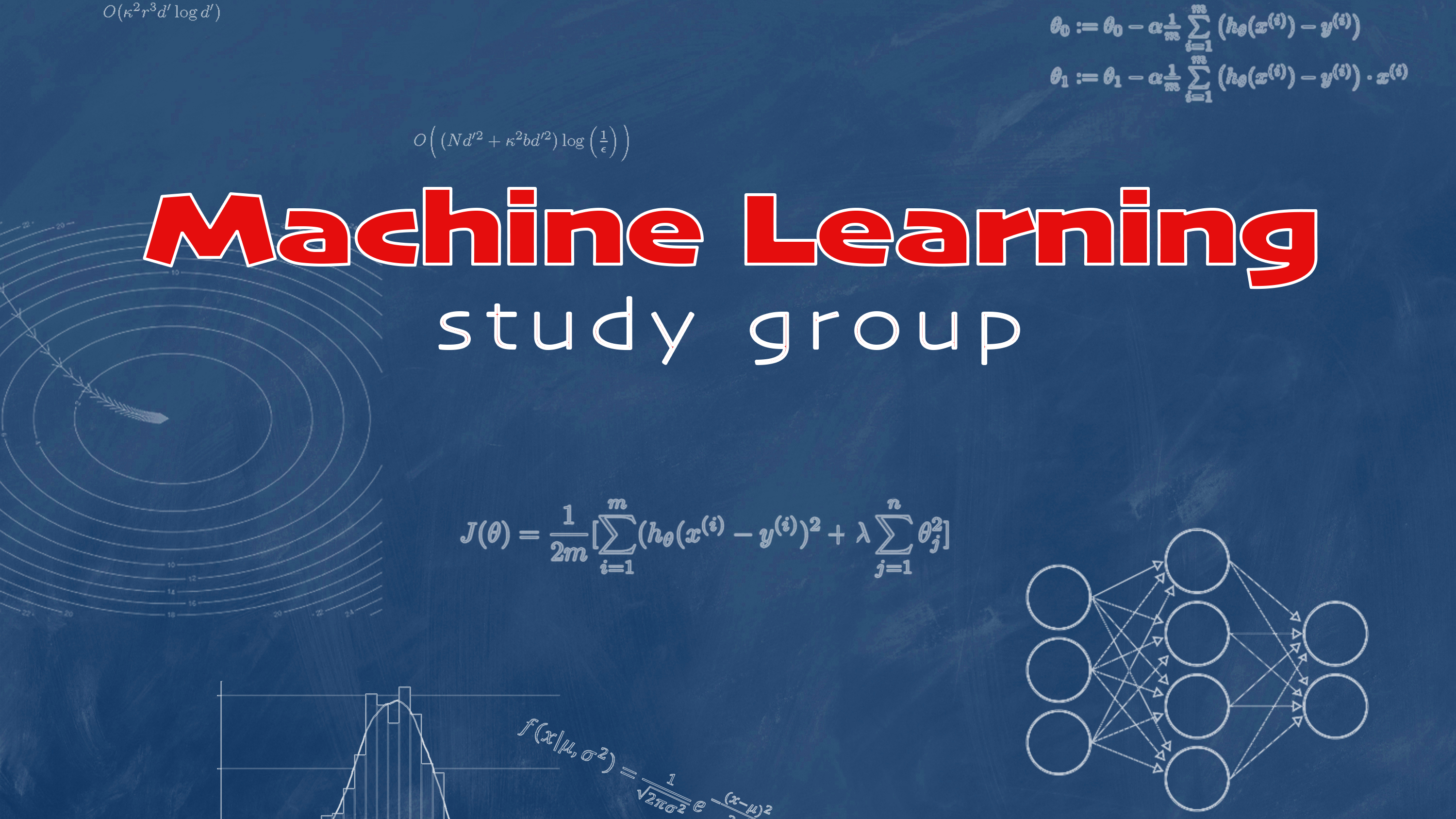 Paris Machine Learning Study Group in English Meetup