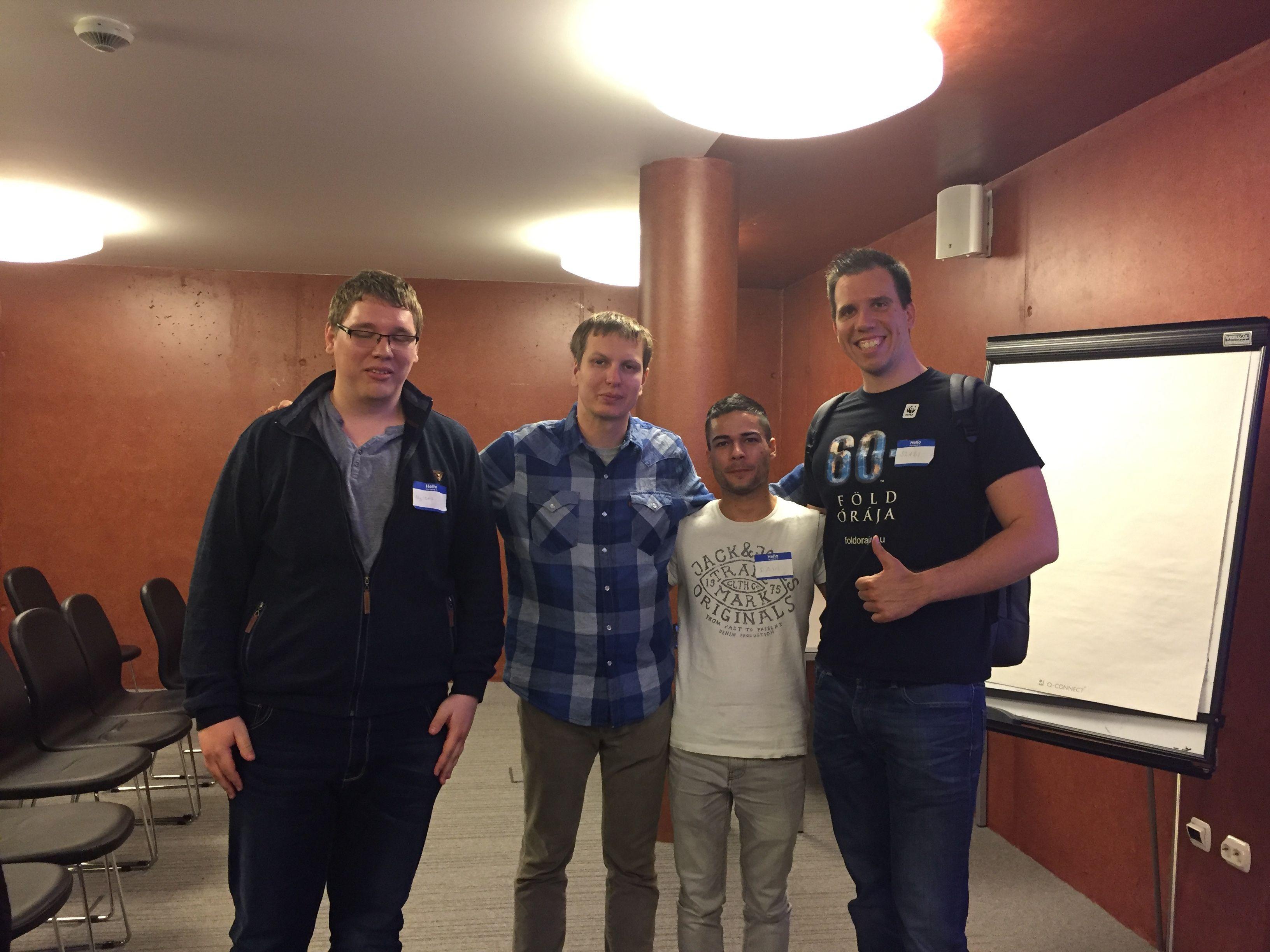 Budapest MySQL Meetup
