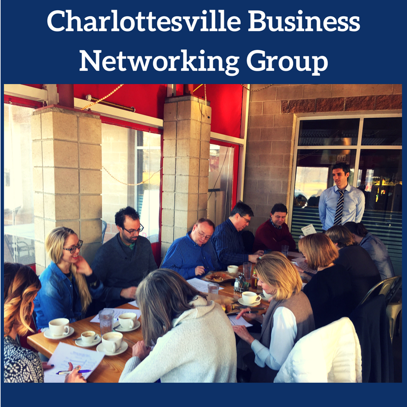 Charlottesville Business Networking Group