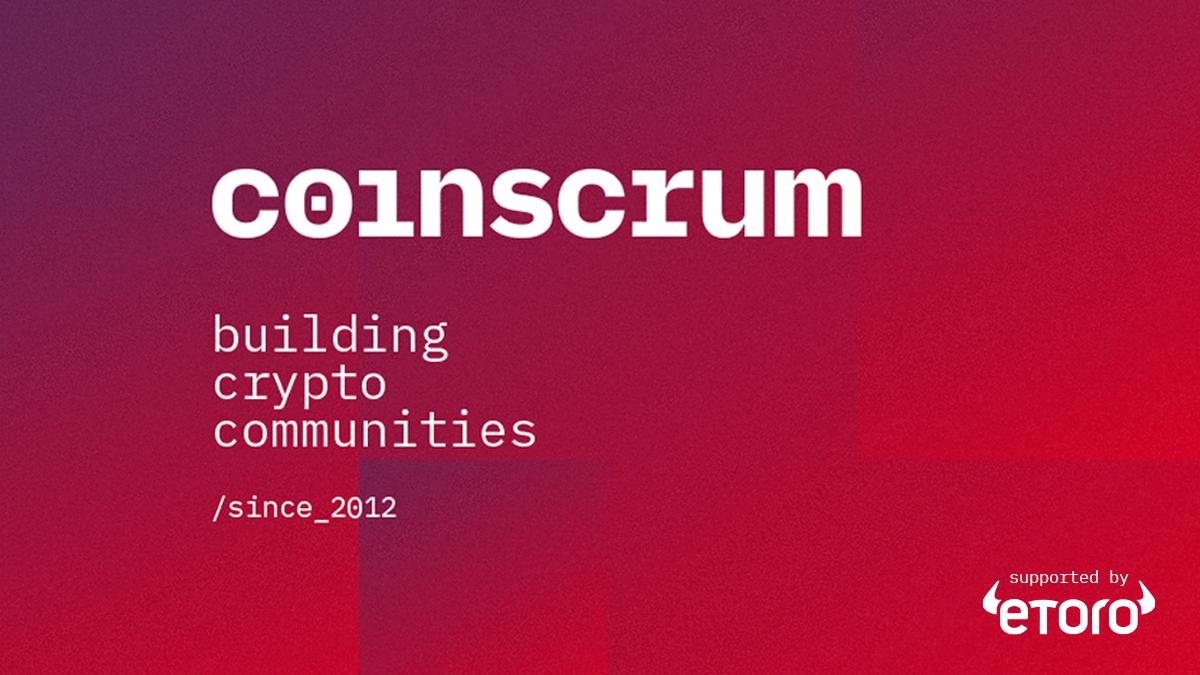 Coinscrum (tickets ONLY at coinscrum.com)