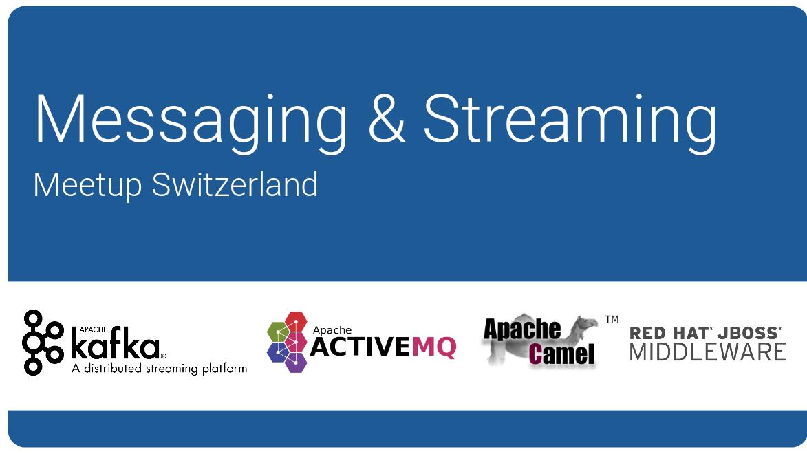 Messaging & Streaming Switzerland