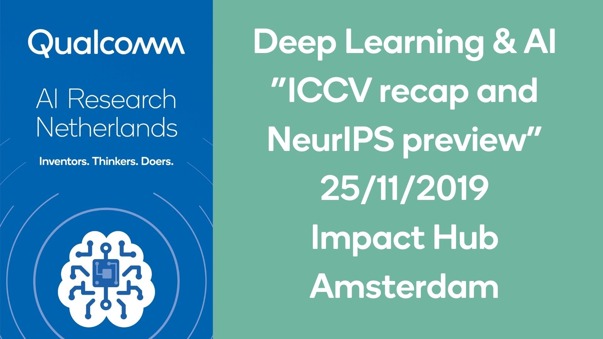 Deep Learning & AI