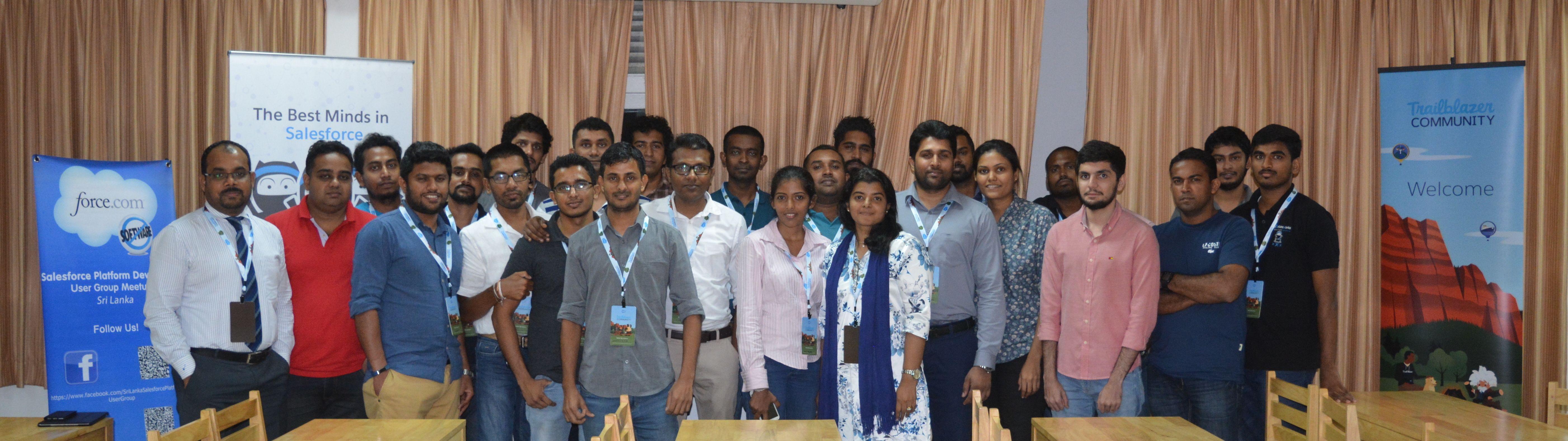 TrailheaDX 2019 Global Gathering - Colombo, Sri Lanka | Meetup