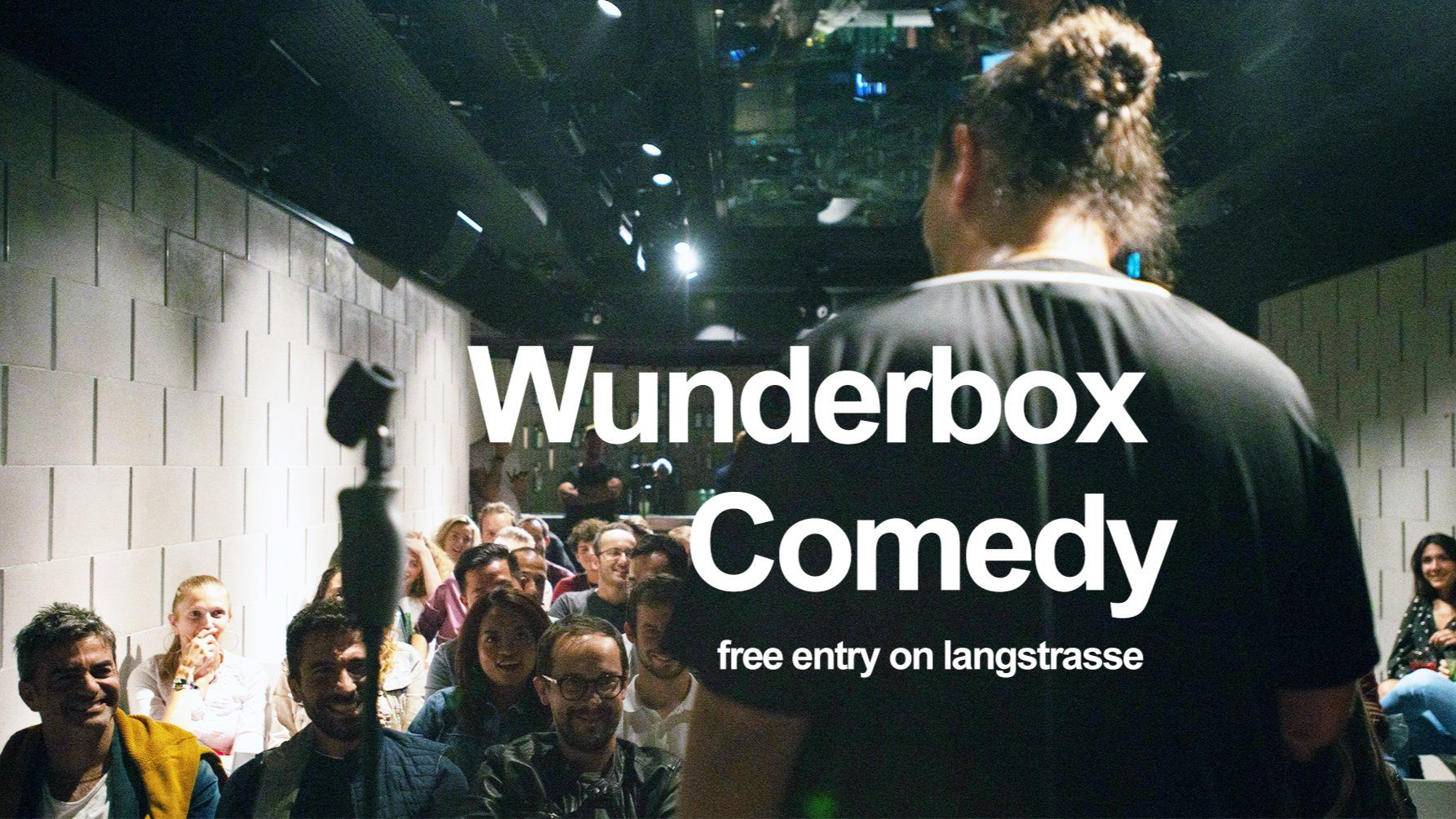 Comedy at Wunderbox