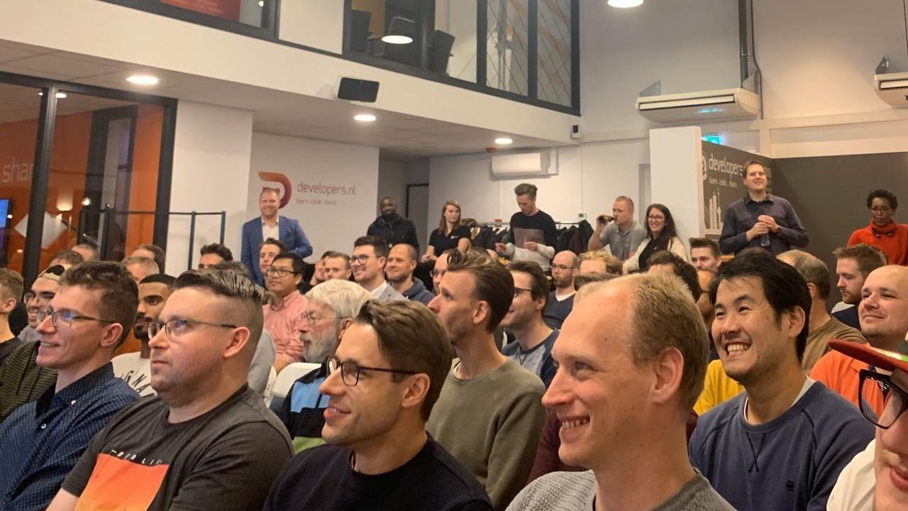 Developers.nl Meetup
