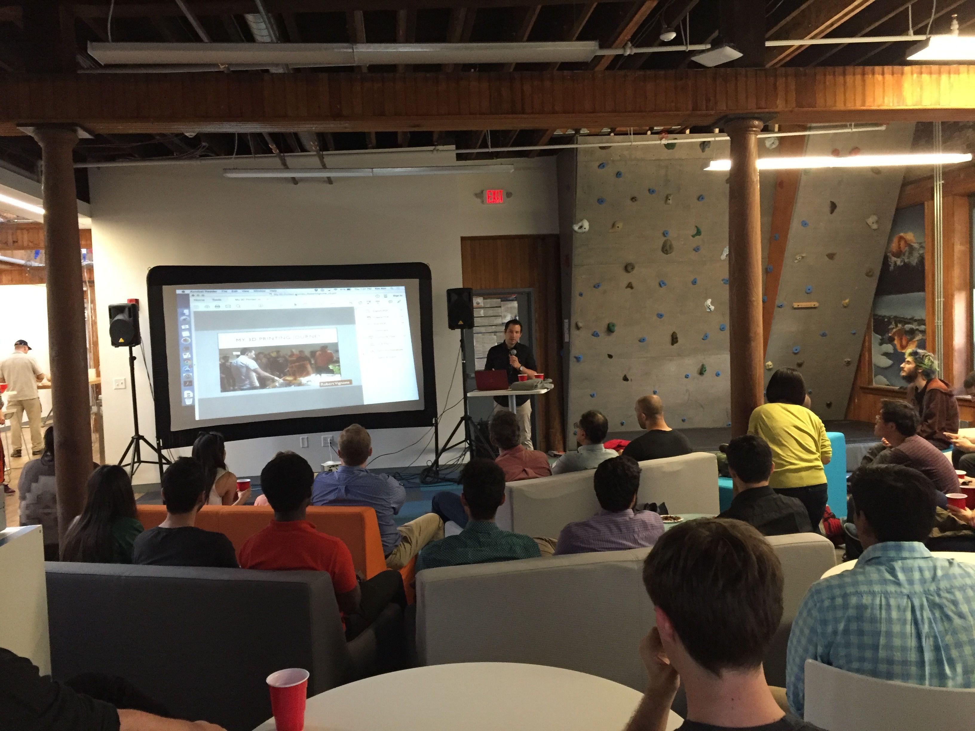3D Printing Meetup Group Boston