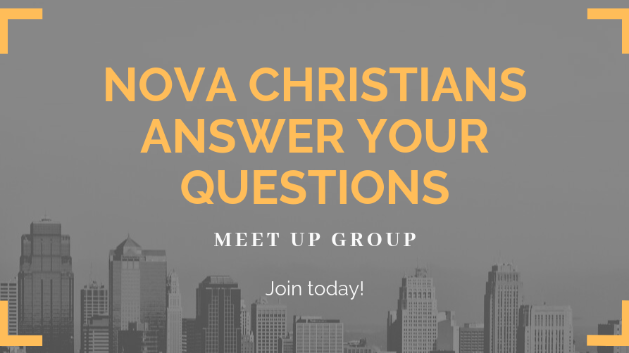NOVA Christians Answer Your Questions