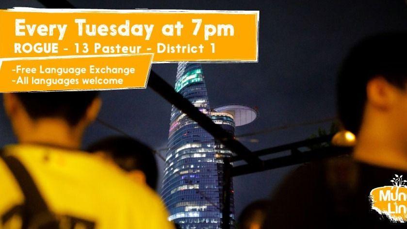 Mundo Lingo Saigon | Language Socials