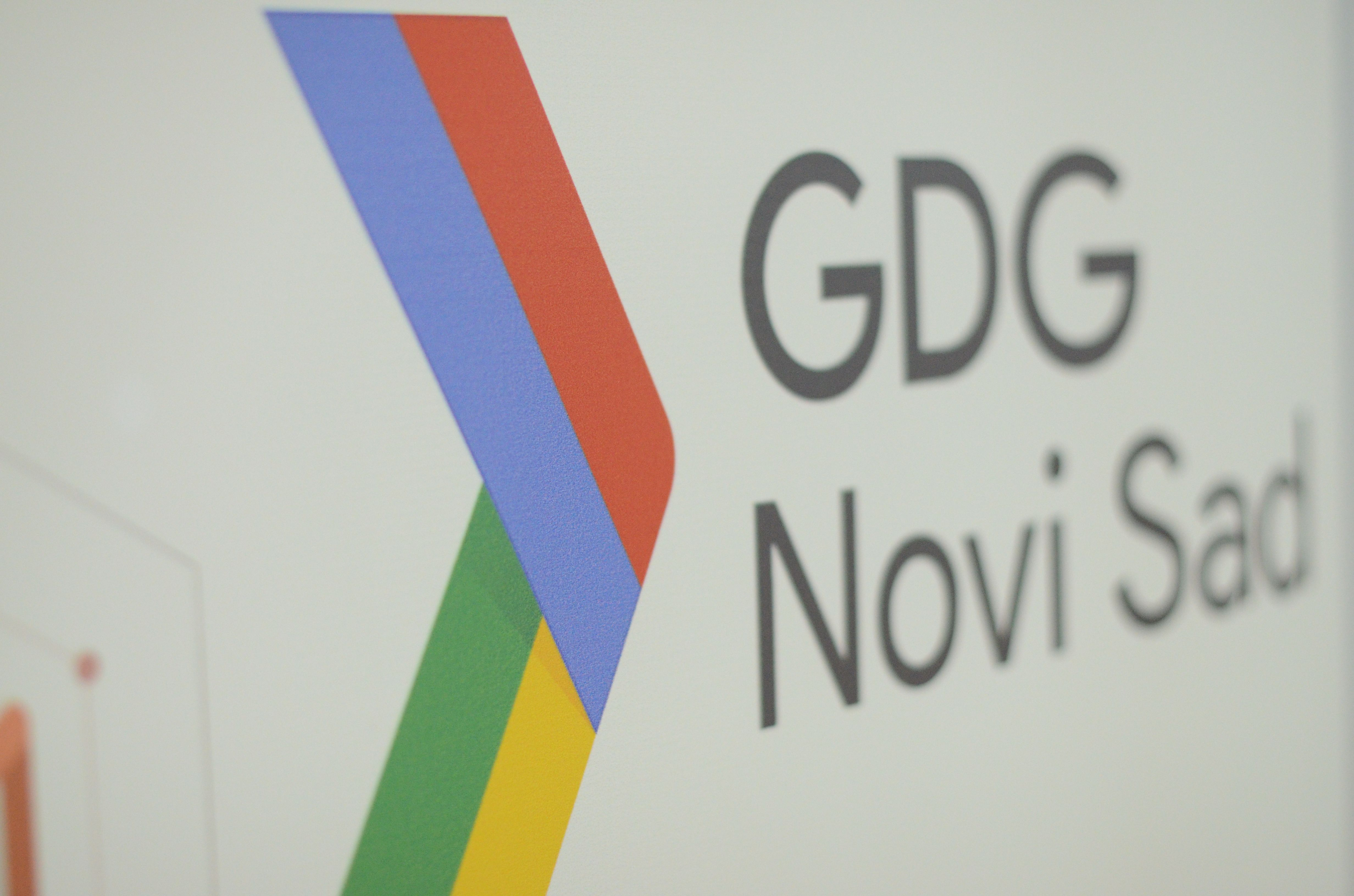 Google Developer Group - Novi Sad
