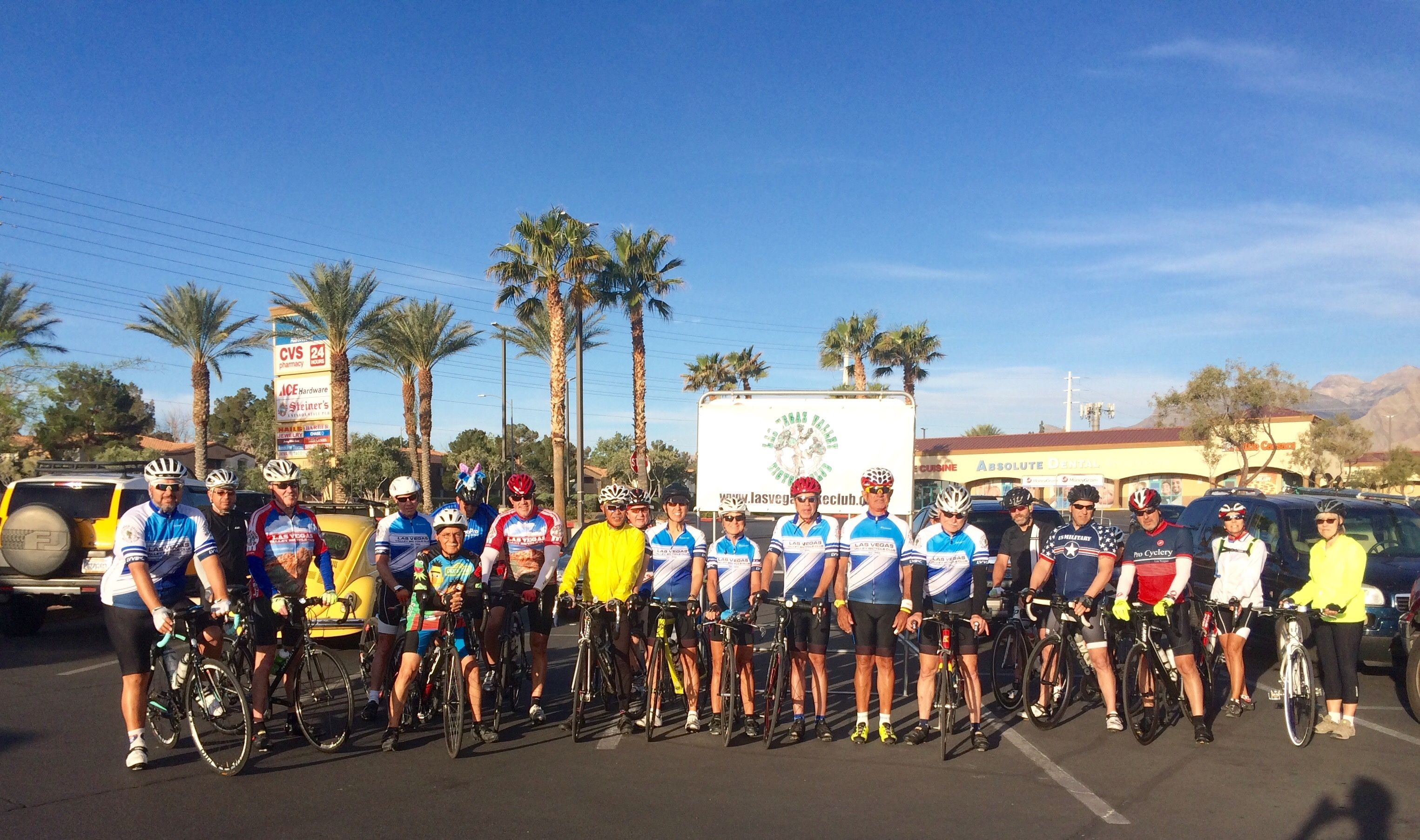Las Vegas Valley Bicycle Club