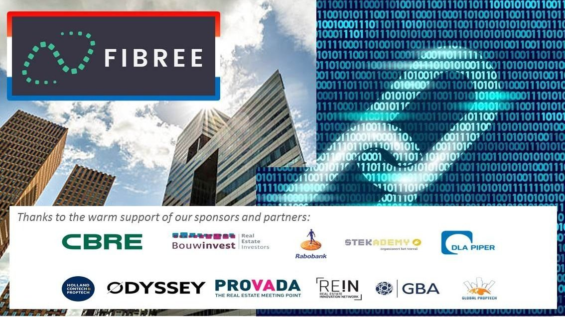 Blockchain for Real Estate | FIBREE NL