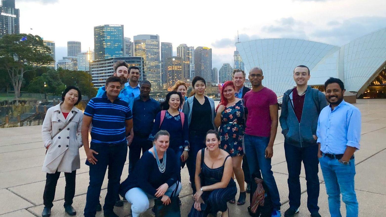 Sydney & Bondi Social Walks!